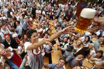 The Oktoberfest beer festival in Munich will not be held this year.
