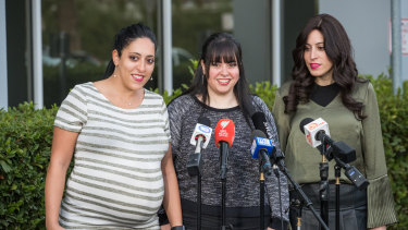 Elly Sapper, Dassi Erlich, Nicole Meyer accuse Malka Leifer of abusing them at an Orthodox Jewish school in Melbourne.