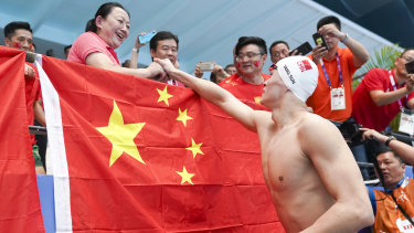 Lost in translation: Much of Chinese swimmer Sun Yang's testimony incomprehensible