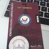 A ticket to the impeachment trial in the Senate.