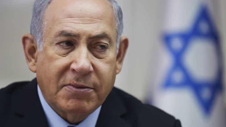 Israeli Prime Minister Benjamin Netanyahu is developing a good relationship with Saudi Arabia.