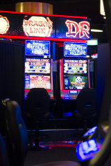 Separating its food business from its pokies business has been viewed as more of an incremental benefit, rather than a main focus.