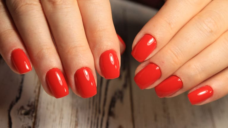 Your gel manicure might last longer, but it has a gross secret.