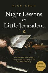 <i>Night Lessons in Little Jerusalem</i> by Rick Held.