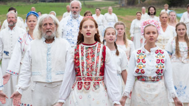 For good or ill, Midsommar invites comparison with another of last year's big-ticket horror items, Luca Guadagnino's remake of Dario Argento's Suspiria.