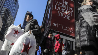 Prominent US retailers have a lot of work to do to regain their lustre.