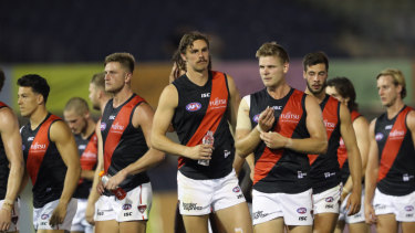 Essendon have not won either of their JLT pre-season games this year.
