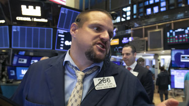 Wall Street surged higher on Friday.