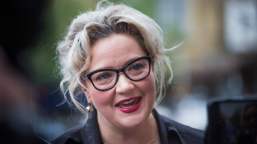 Victorian Attorney General Jill Hennessy.