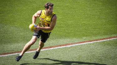 Richmond's Alex Rance.
