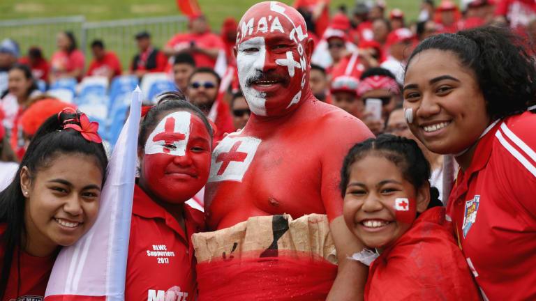 """Shake-up: Das """"World League"""" -Konzept würde Spieler wie Tonga, Fidschi und Japan in regelmäßigen Wettbewerb mit den weltbesten Test-Nationen bringen."""