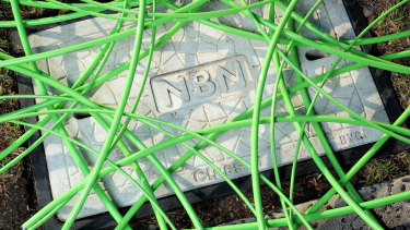 The NBN rollout is scheduled to end in June.
