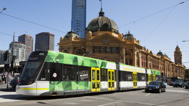Yarra Trams has apologised to commuters whose emails were shared.
