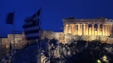 Greece started a turbulent decade with a financial crisis and an International Monetary Fund bailout - and now ends it with a stunning rally for both stocks and bonds.
