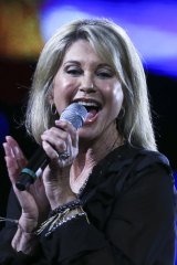 Australian film and music legend Olivia Newton-John has joined the line-up.