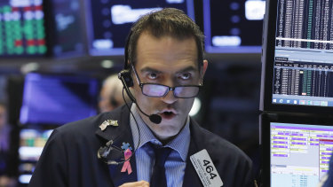 Wall Street finished the week with strong gains.