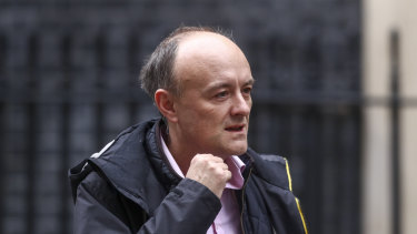 Adviser to Boris Johnson government quits over comments on IQ, race