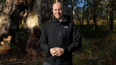 Matt Kean wants NSW to lead a green recovery out of the COVID-19 pandemic.