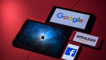 Tech giants are under increased scrutiny in Australia.