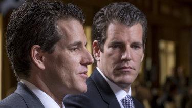 Cameron Winklevoss, left, and Tyler Winklevoss, right started Gemini in 2014.