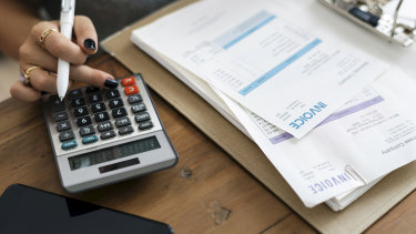 Businesses can pay annual interest rates of more than 50 per cent when borrowing from fintech lenders.