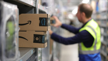 Amazon may be growing too fast for its delivery system to keep up.