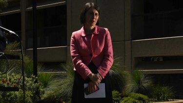 Premier Gladys Berejiklian insists she did nothing wrong during her five-year relationship with Daryl Maguire.