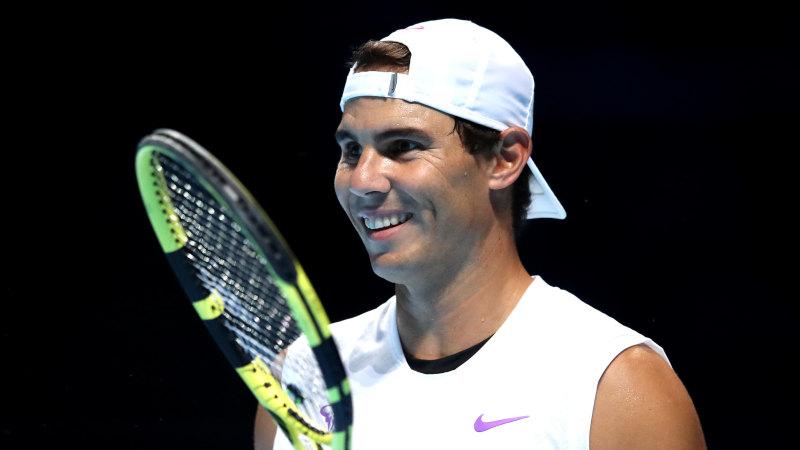 World No.1 Nadal's successful year despite ATP Finals exit