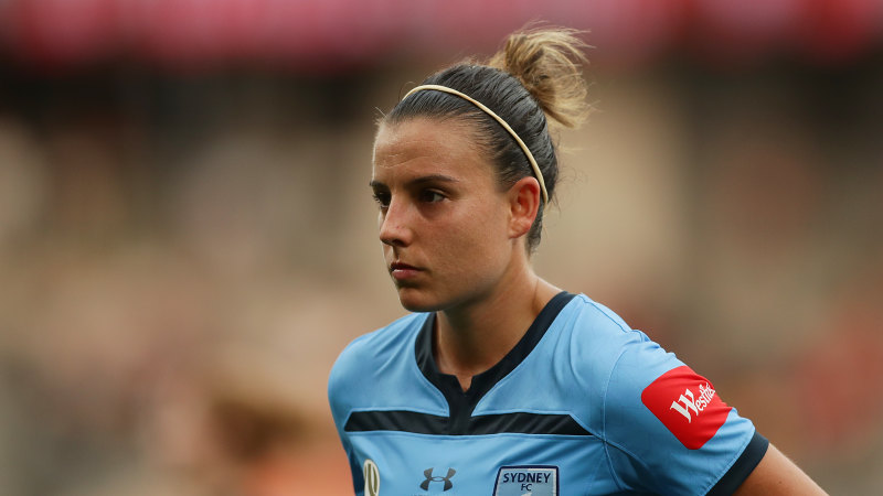 Logarzo to join fellow Matildas in Europe after signing for English club