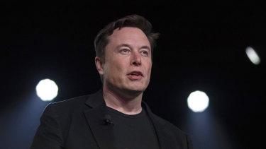 Tesla and Elon Musk are riding high.