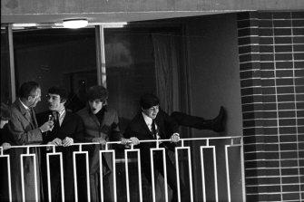4c894f14870a1fa0d2a9590f1a0dc54cdd0e3e26 - A hard day's night for Beatles fans