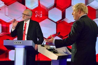 UK election: Boris Johnson ahead but polls say it's close