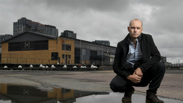 Austage Venues general manager Nick Ellul has had to retrench his staff following the closure of Central Pier.
