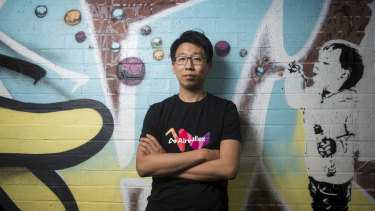Jack Zhang is the co-founder and chief executive of Airwallex, which became Australia's newest tech unicorn in March.