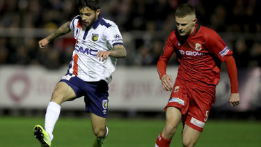 3ea0915a474e67988eac0d12e002c1c359f1514d - Mariners break Hume hearts with late goal to advance to FFA Cup semis