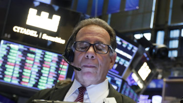 Wall Street finished Tuesday's session lower.