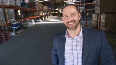 Brite chief executive Nick MacHale says the business needs to adopt a start-up-like approach.