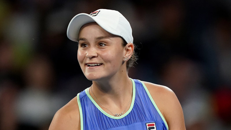 Australian Open 2020 day five LIVE: Barty takes the first set