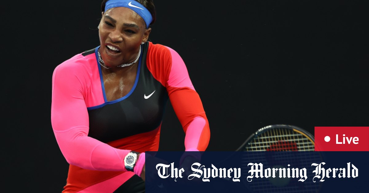 , Australian Open 2021 LIVE: Williams takes early lead after breaking Osaka's serve as Djokovic prepares to meet Karetsev for spot in final, Indian & World Live Breaking News Coverage And Updates
