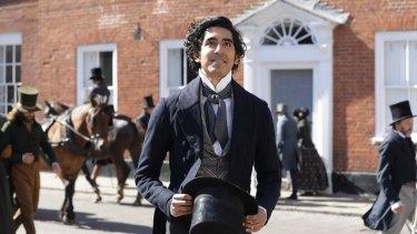 Dev Patel was Armando Iannucci's first choice to play David Copperfield.