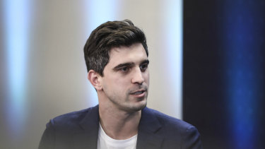 Afterpay's Nick Molnar returns to CEO role as payment giant accelerates  global push