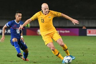 2b737dd35c4d111c610dc61a1b0fe7ce19784967 - Socceroos in convincing win against Taiwan