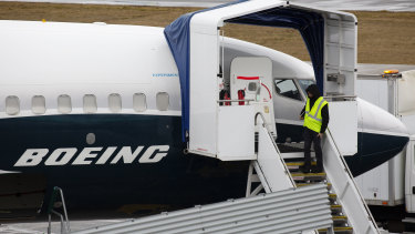 Boeing 737 MAX planes have been grounded since March.