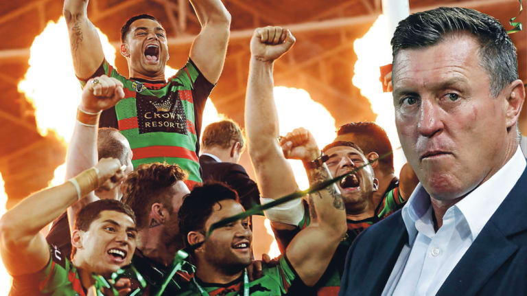 David Furner is hoping the Bunnies can repeat their 2014 success.