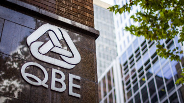 QBE said the key operating ratio figure had blown out because of poor weather, and other parts of the US had also experienced higher than expected claims.