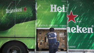 Beer brand Heineken launched its low-alcohol beer Heineken 0.0 in 2018.