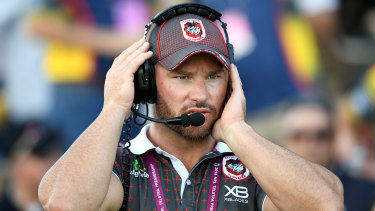Dean Young has ended his long association with the Dragons.