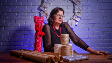 Vivienne Anthon, founder of Daily Wrap.