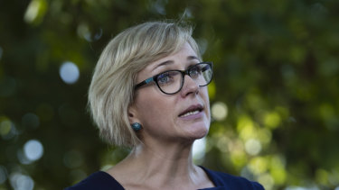 Zali Steggall launches her run for Tony Abbott's seat, Warringah, on Sunday.