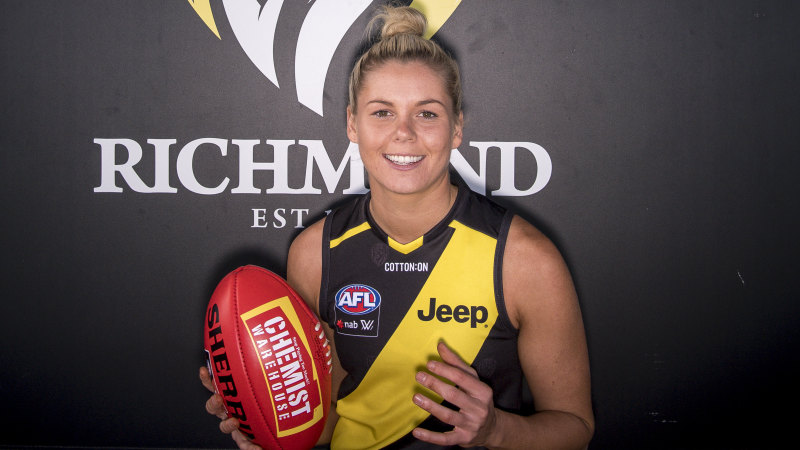Katie Brennan sheds kilos in move to midfield